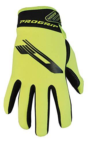 Progrip neopreen handschoenen Large neongeel