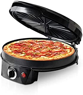 Saachi Pizza Maker,Prepares fresh and frozen pizza, NL-PM-1853