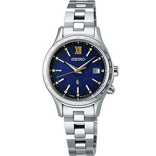 [セイコーウォッチ] 腕時計 セイコー SSVV063 レディース ステンレススチール(プラチナダイヤシールド)