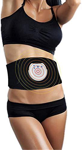 Estimulador Muscular, EléCtrico Muscular Entrenador, EMS Entrenamiento Muscle, EMS Trainer Ejercitador, Cinturon...