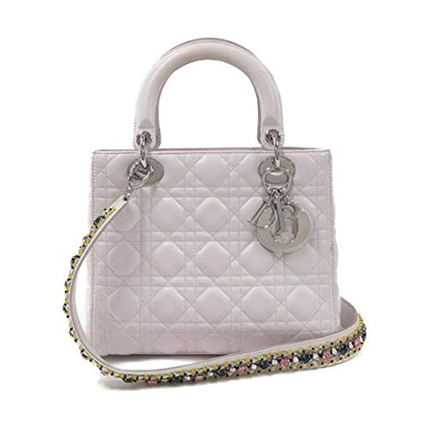 ビジョン和らげるギャンブル[クリスチャンディオール] Christian Dior バッグ M0550PLBR 中古