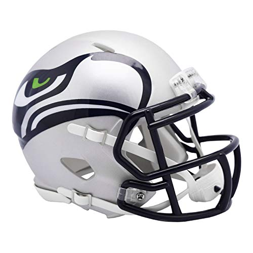 Riddell NFL Seattle Seahawks Mini Replica Helm