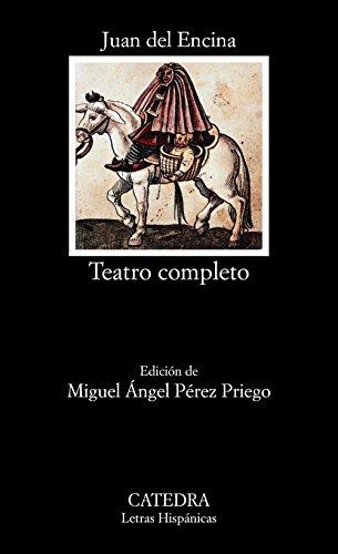 Teatro completo (Letras Hispánicas, Band 339)