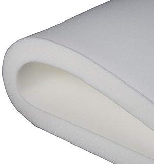 comprar comparacion Todocama - Plancha de Viscoelástica para Topper Cubrecolchon Sin Funda. (120x180cm)