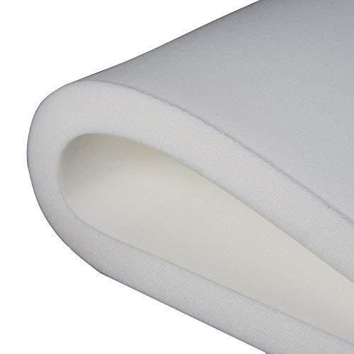 Todocama - Plancha de Viscoelástica para Topper Cubrecolchon Sin Funda. (120x180cm)