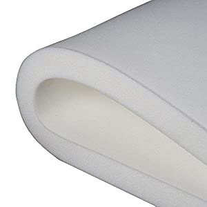 Todocama - Plancha de Viscoelástica para Topper Cubrecolchon Sin Funda. (135x190cm)