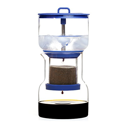Cold Bruer Drip Coffee Maker B1,Blue