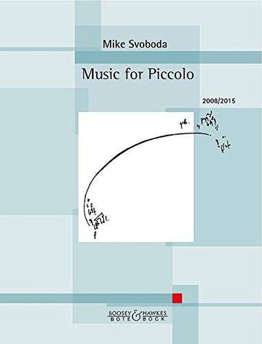 Music for Piccolo: Piccolo-Flöte.