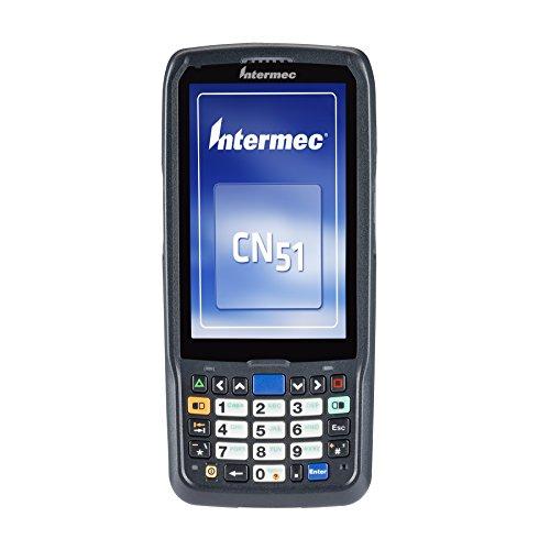 Buy Discount Intermec CN51AN1KCF1W1000 Mobile Computer, Numeric, EA30 Standard Range Imager, Camera,...