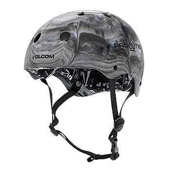 Pro-Tec Classic Skate Volcom Mag Vibes Helmet X-Small