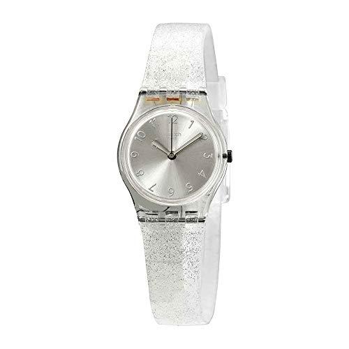 Swatch Silver Glistar Too LK343E