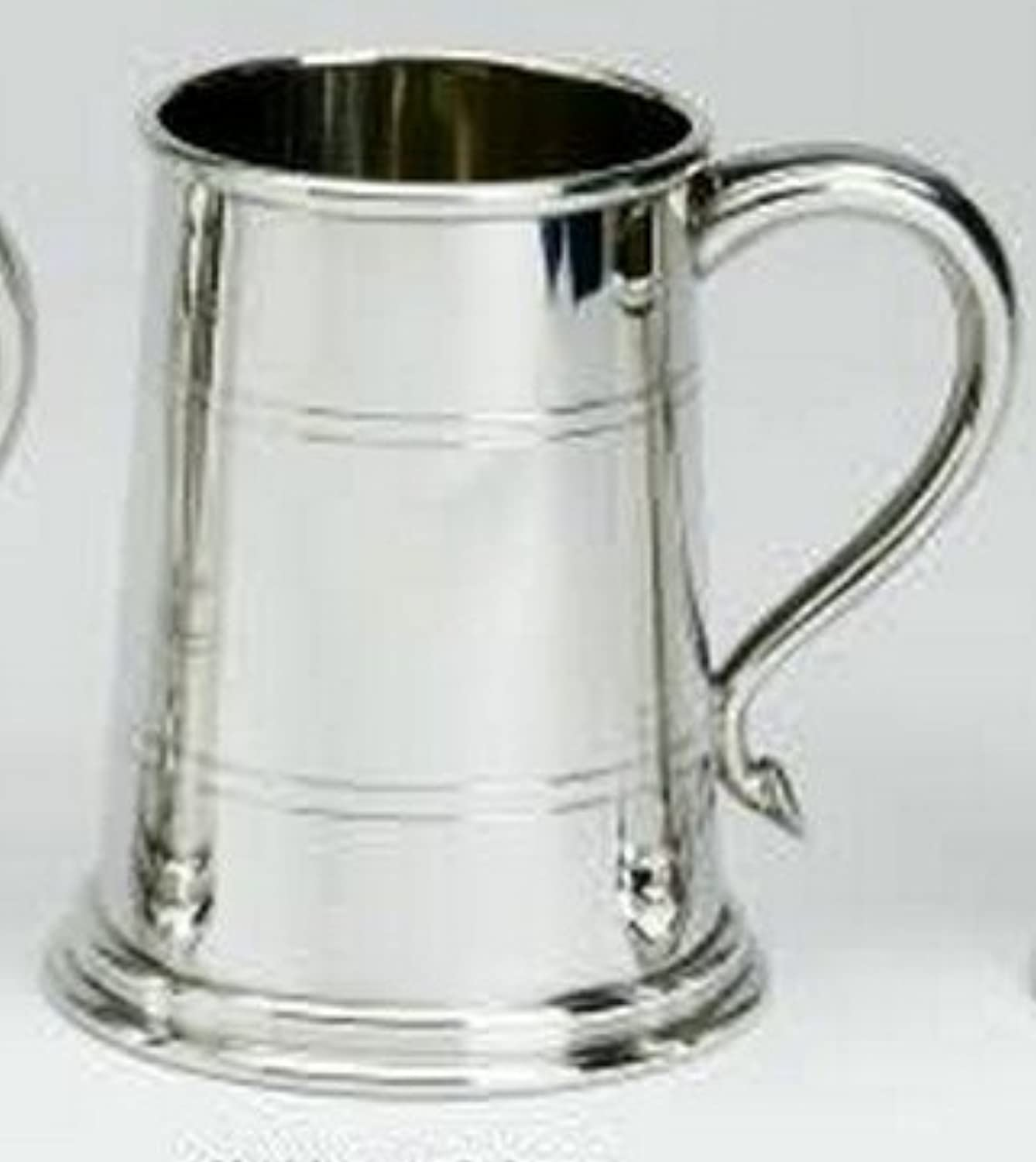 1 Pint Tankard. Wells made from fine English Pewter comes with a prideindetails box ref 63400