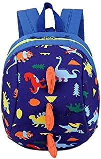 Rayking Kid Toddler Backpack Dragon Dinosaur with Safety Leash Harness
