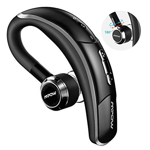 pas cher un bon Casque Bluetooth sans fil Mpow CVC6.0 / 280H… pour voiture Casque Bluetooth avec microphone