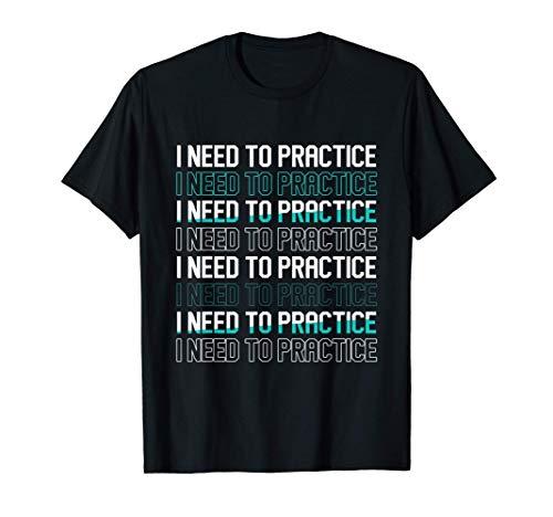 実践 くりかえす ひつよう やる気 暖まる 声 コーチング おかしな ミーム 研修生 ビギナー はつめ Tシャツ