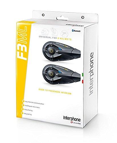 Cellular Line F3MC - Auriculares (Binaural, Negro, Digital, Bluetooth, Volume +, Volume...