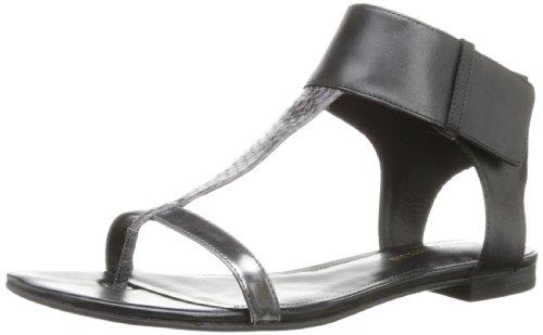 Enzo Angiolini Women's Tilah Dress Sandal,Black Combo,8.5 M US