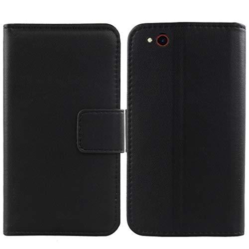 Gukas Design Echt Leder Tasche Für Archos Diamond Gamma 5.5