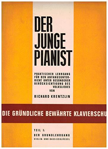 Der junge Pianist Teil 1 - Noten für Klavier