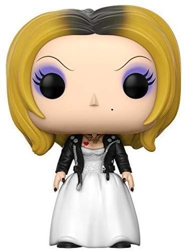 Funko- Pop Vinile Horror Bride of Chucky, Modelli Assortiti, 9 cm, 20117