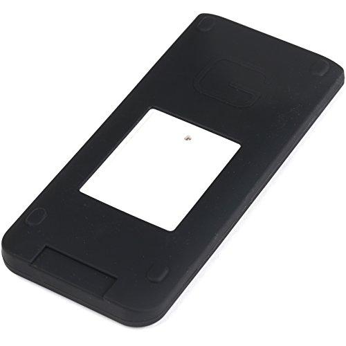 Guerrilla Silicone Case for Texas Instruments TI Nspire CX/CX CAS Graphing Calculator, Black Photo #2