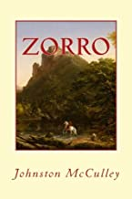 ZORRO, JOHNSTON McCULLEY: THE CURSE of CAPISTRANO