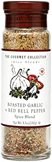 Roasted Garlic & Red Bell Pepper the Gourmet Collection, Spice Blend 4.9oz.