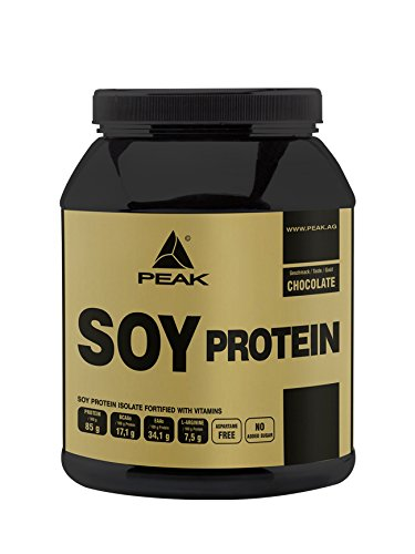 PEAK Soja Protein Isolat Neutral 1000g