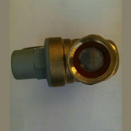 Trumeters A01-1117vp Brass Lead-free Adjustable Water Regulator. Rv Water Pressure Regulator