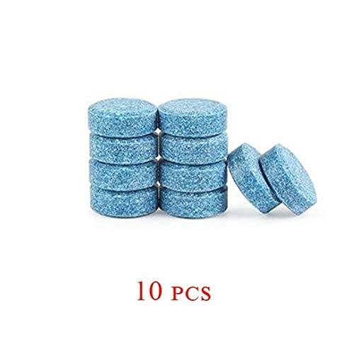 Küche Wasch-Reinigungs-Tools Reinigungskonzentrat Reinigungswerkzeug 10/50 / 100pcs Multifunktionale Schäumende Sprühreiniger für Küche & Kfz Reinigungs-Zubehör (Farbe : 50pcs)