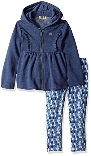 Calvin Klein - Juego de chaqueta de 2 piezas para bebé - Multi - 3-6 meses
