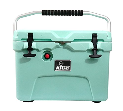 nICE Cooler, Seafoam Green 20 Quart (CKR-514416)