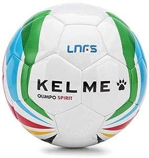 KELME Olimpo Spirit Réplica LNFS 2018-2019, Balón, Blanco, Talla 3 ...