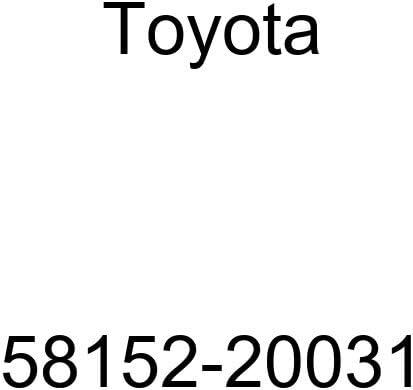 TOYOTA 58152-20031 Floor Heat excellence Finally resale start Insulator