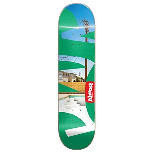 Almost Fleabag Skateboard-Brett / Deck, Yuri Facchini