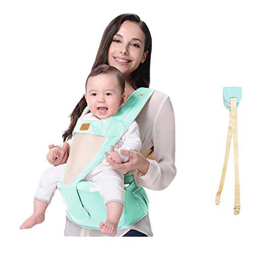 Courroie de Tabouret de Taille pour bébé Banc d'absorption de Chocs détachable Multifonctionnel Convient pour l'été ( Color : D )