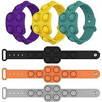 6 Pieces Simple Dimple Fidget Toy