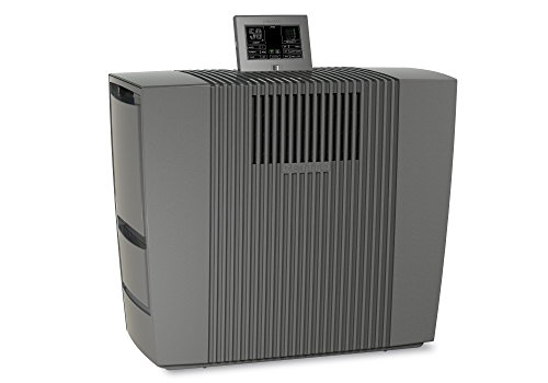 Venta Luftwäscher Hybrid LPH60 WiFi App Control Luftbefeuchter und Reiniger für Räume bis 95 qm, anthrazit