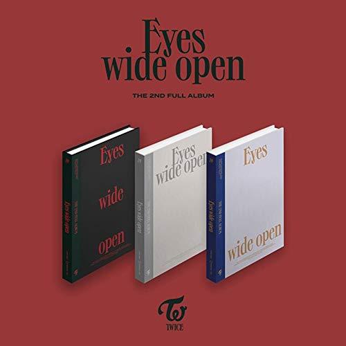Eyes Wide Open - Retro Version (Cd Book)