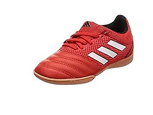 Adidas Copa 20.3 IN Sala J,  Zapatillas Deportivas,  Active Red/FTWR White/Core Black,  38 EU