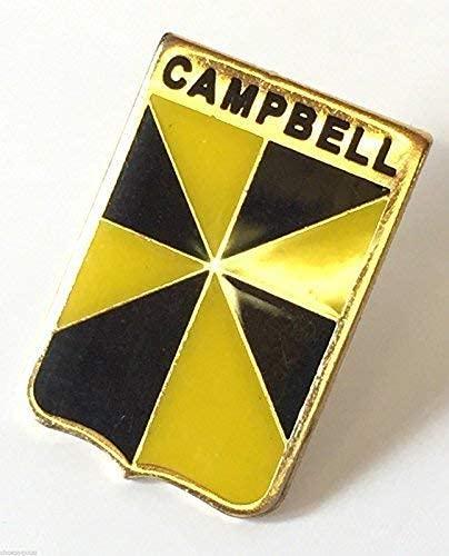 Écosse Famille Clan Nom Campbell Aigrettes Badge