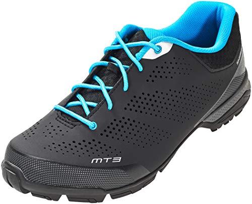 Shimano MT3 (MT301) SPD Zapatos, Negro, Talla 37