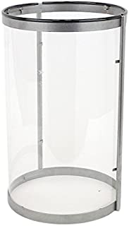 Buffet Enhancements Chocolate Fountain Sneeze/Wind Guard fits 35 and 40 Inch Fountains
