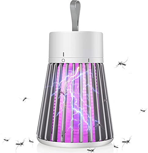 RYLAN International Eco Friendly Electronic LED Mosquito Killer Machine Trap Lamp, Theory Screen Protector Mosquito Killer lamp for Home, USB Powered Electronic (Multicolor)