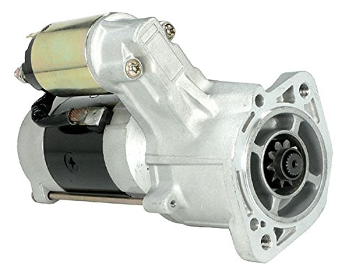 DB Electrical New SMT0049 Starter for Dodge Ram 50 Truck Diesel Mitsubishi Mighty Max Pickup 1983 83 2.3 2.3L /M2T56181 M2T56182 M2T56185 /MD061154 MD069166 MD156986 MD164975