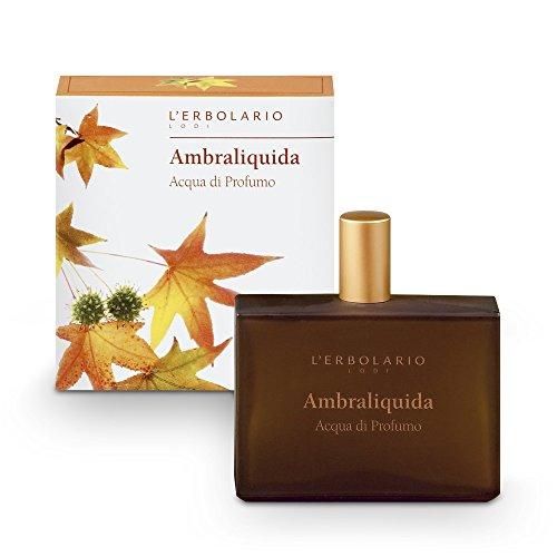 L  erbolario 066.304Ambraliquida Eau de Parfum