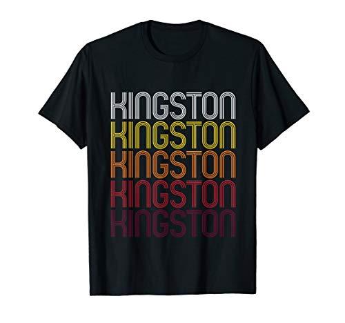 Kingston, NY | Vintage Style New York T-shirt