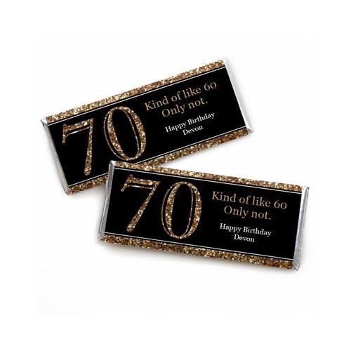 Amazon Custom Adult 70th Birthday