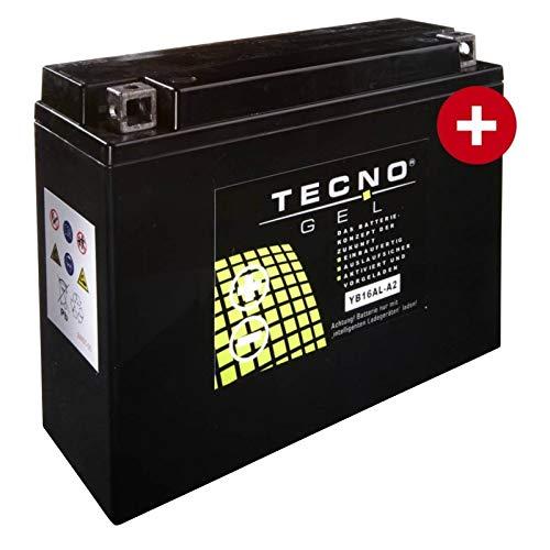 Tecno YB16AL-A2 Gel Batterie 916 916 Strada Biposto 1994-1998