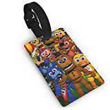 Five Nights at Freddys Luggage Tag by Bag Tags Suitcase Tags Identifiers Travel Tags
